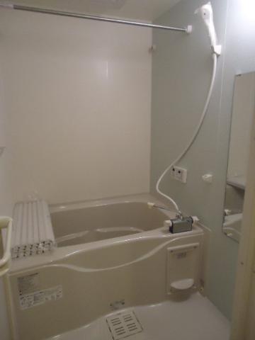 North Villa 201号室の風呂