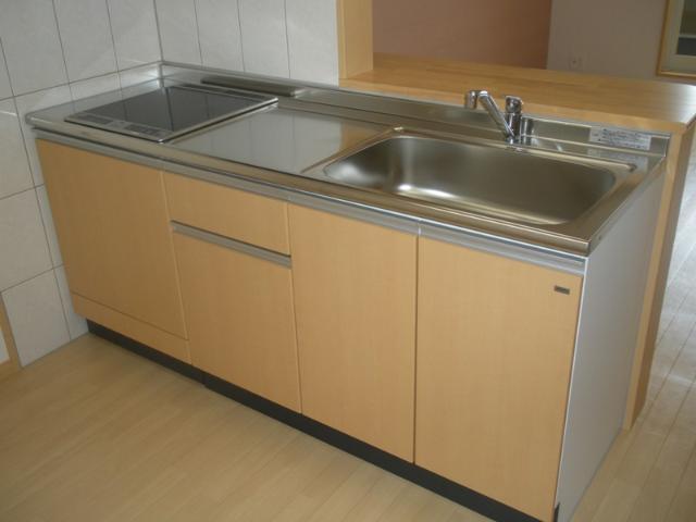 フォンテーヌ 202号室のキッチン