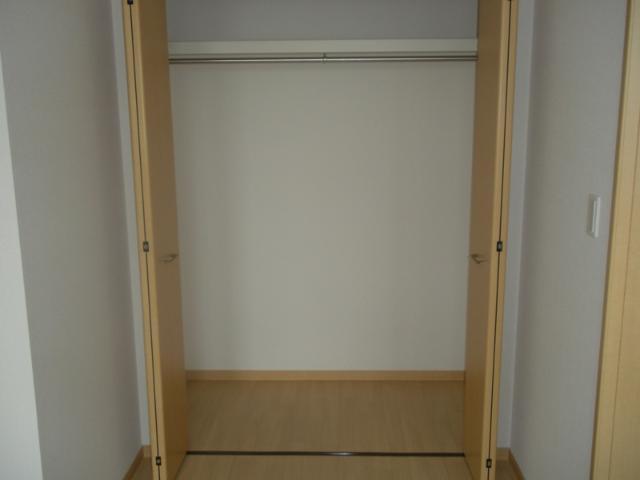 フォンテーヌ 202号室の収納