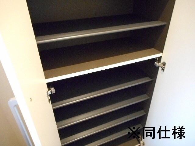 シエルⅠ 02020号室の収納