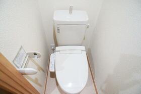 Nレジデンス 203号室のトイレ