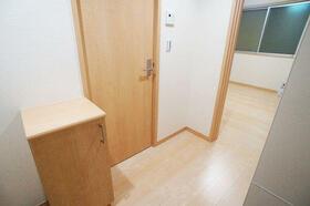 Nレジデンス 203号室の玄関
