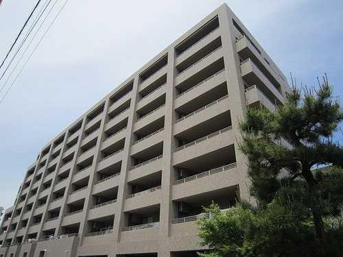 サーパス昭和町 308号室の外観