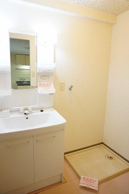 マリッチ高嶋 02040号室の洗面所