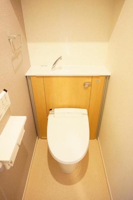 ディアコート 宮脇 01020号室の洗面所