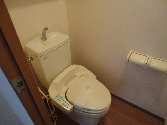 グレイスヴィラ A棟 305号室の洗面所