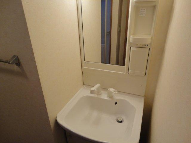 グレイスヴィラ A棟 305号室のトイレ