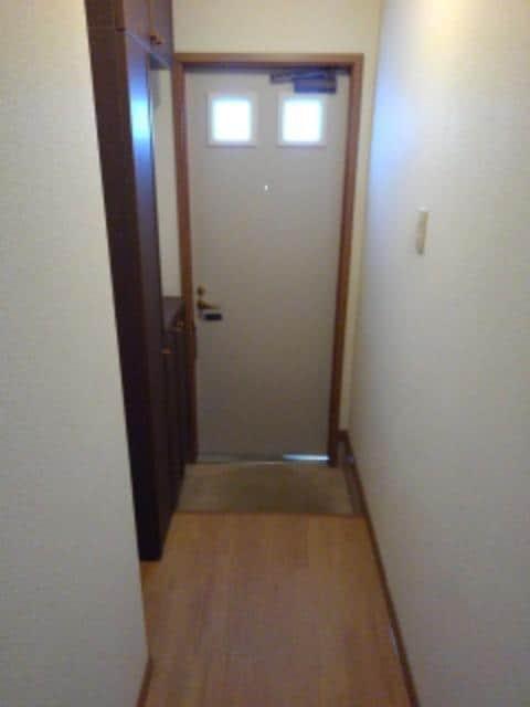 クレストール都 01010号室のキッチン