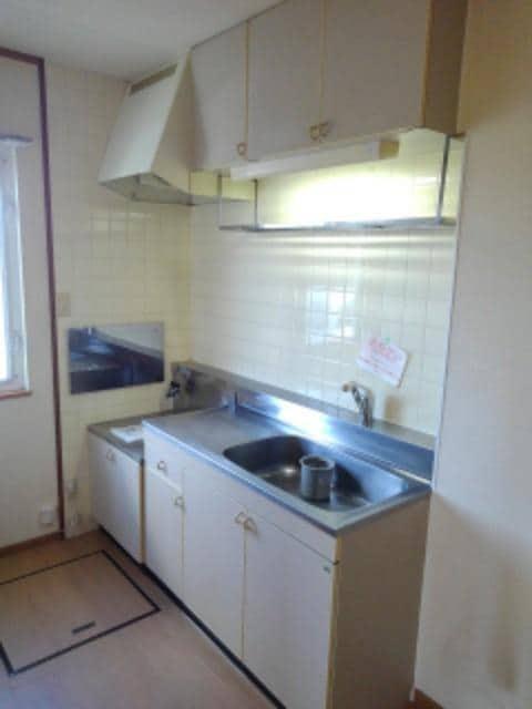 クレストール都 01010号室の洗面所