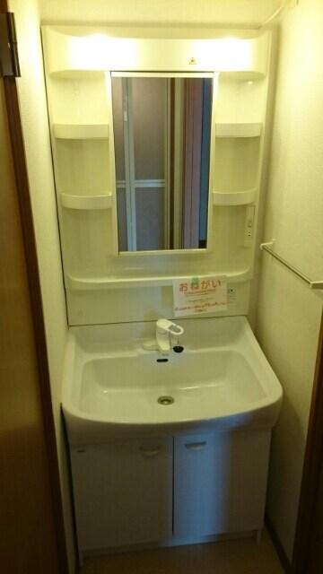 エスト・モンターニュ 01020号室の洗面所