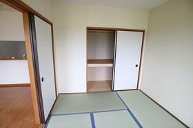 フォブールフォレスト B棟 105号室のキッチン