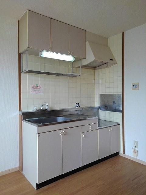 エルディム高木 A 01030号室のキッチン