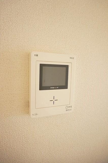 マリッチ高嶋 02060号室のセキュリティ