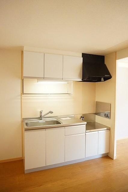 マリッチ高嶋 02060号室のキッチン