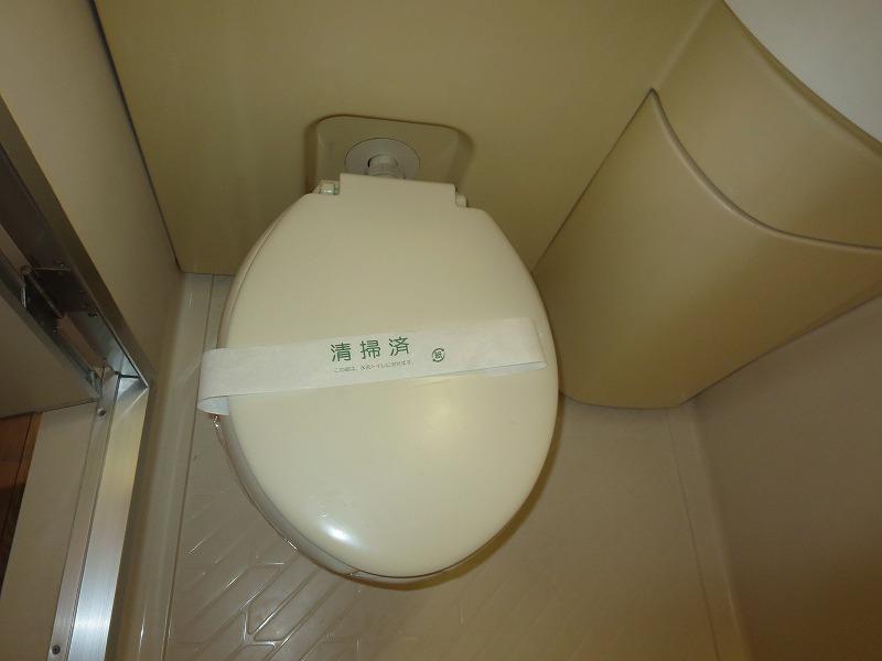 ルーニィ雪ヶ谷 104号室のトイレ