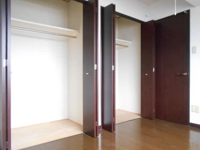 WIZARD 05010号室の収納