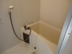 ベルハイツNo.5 206号室の風呂