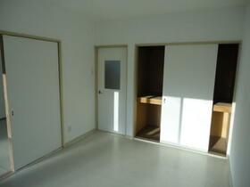 ベルハイツNo.5 206号室の収納