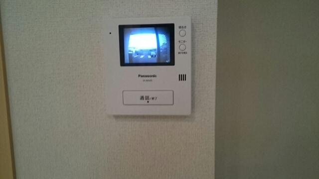 ルガ-トリミテッド1037Ⅱ 01030号室の玄関