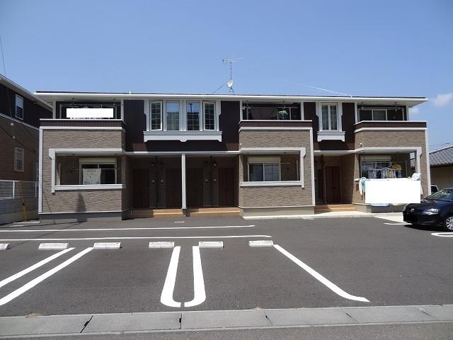 パルパレスA 01010号室の駐車場