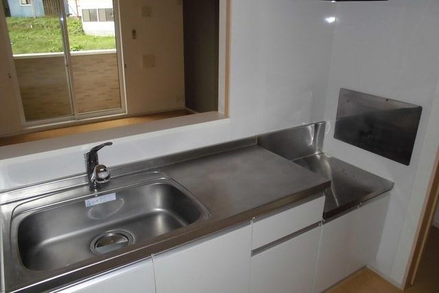 パルパレスA 01010号室のキッチン