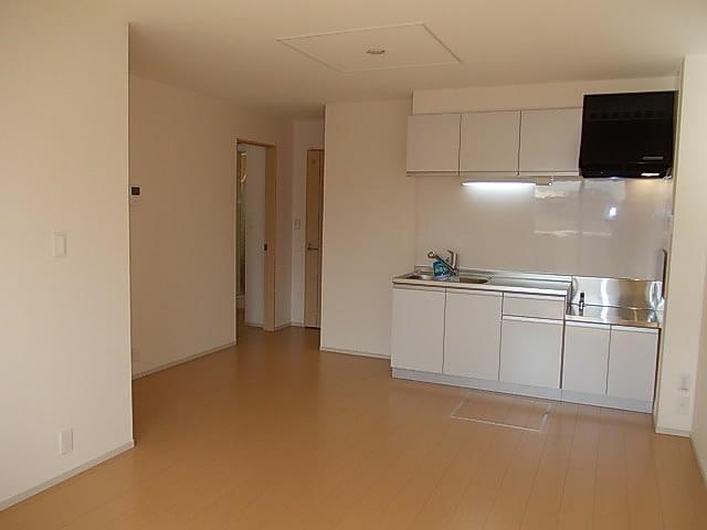 グランツ 01040号室のキッチン