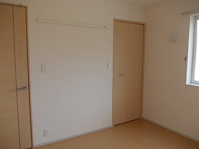 グランツ 01040号室の玄関