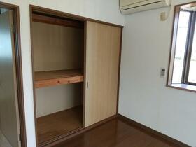 レジデンスワンバレー桜井 201号室の収納