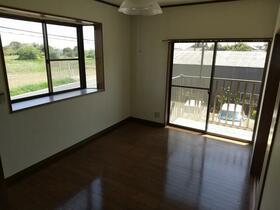 レジデンスワンバレー桜井 201号室のリビング