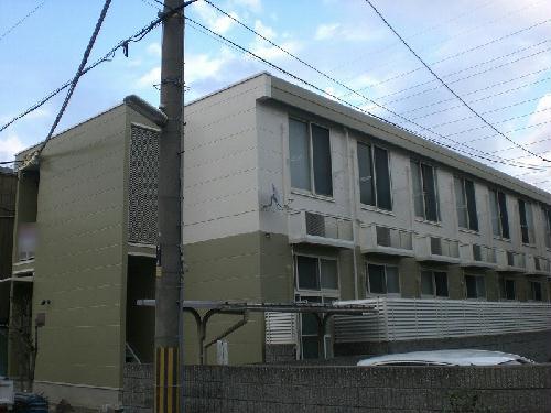レオパレスブリリアントⅡ 101号室の外観