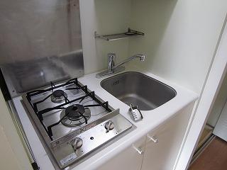 ワコーレ綱島Ⅰ 509号室のキッチン
