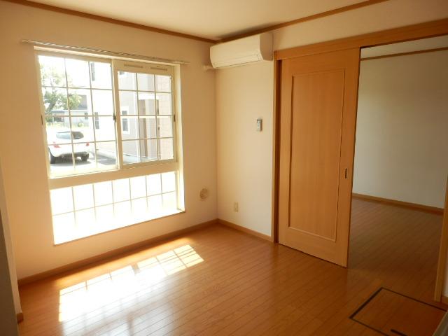 サンドミールA 01030号室のキッチン