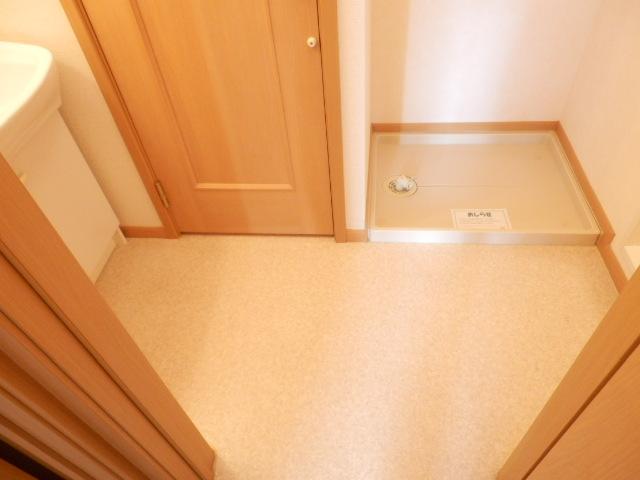 サンドミールA 01030号室の風呂