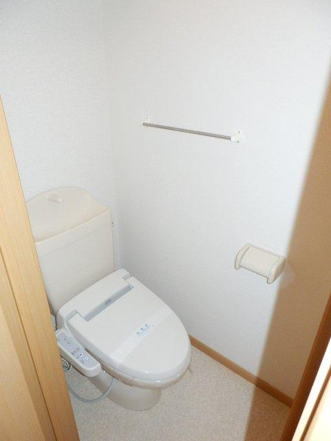 サンドミールA 01030号室のリビング