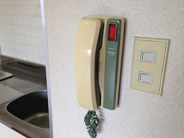 ライオンズステーションプラザ大塚第2 905号室のセキュリティ