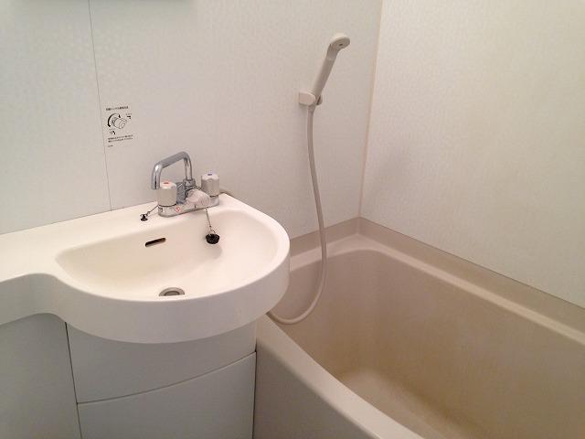 ライオンズステーションプラザ大塚第2 905号室の風呂
