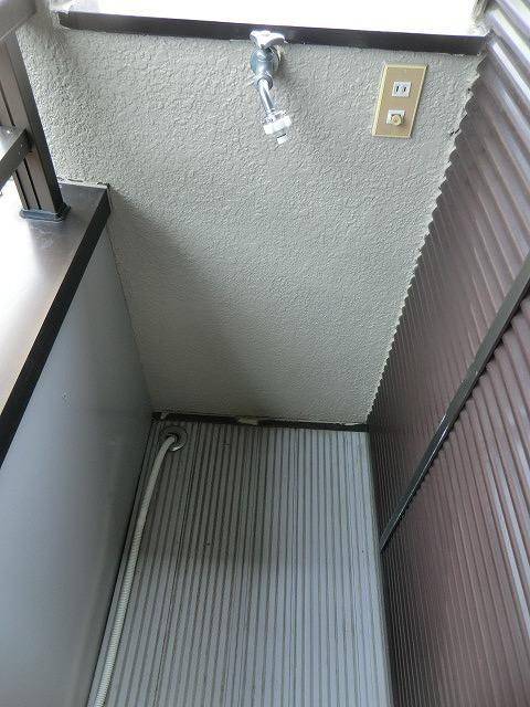 北原ハイツ 201号室の設備