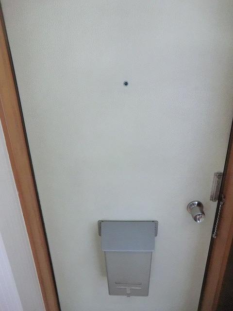 北原ハイツ 201号室のセキュリティ