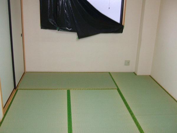 グリーンコーポ勝部 205号室のベッドルーム