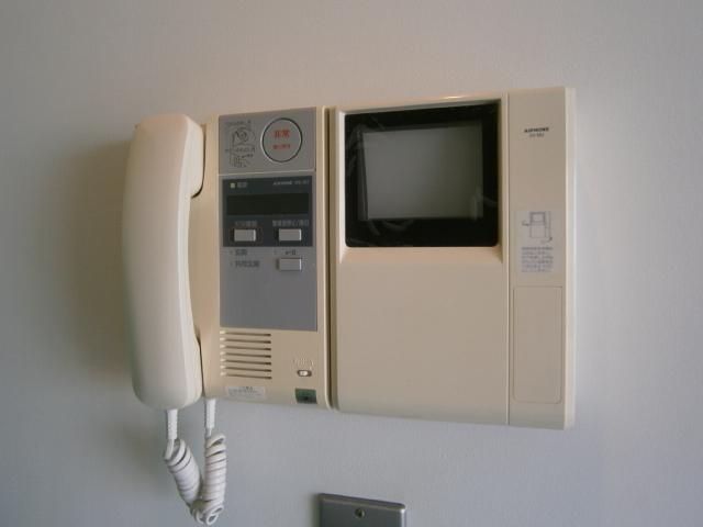 アッパルタメントベラヴィスタ 801号室のセキュリティ