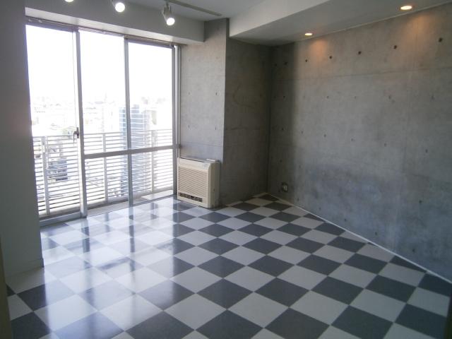 アッパルタメントベラヴィスタ 801号室のリビング
