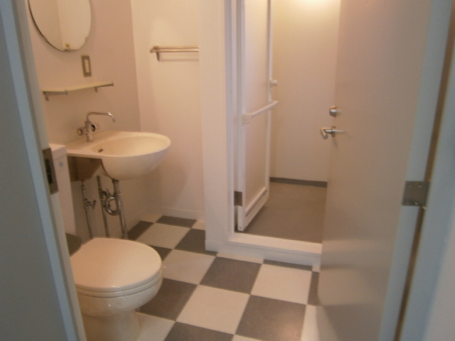 アッパルタメントベラヴィスタ 801号室の洗面所