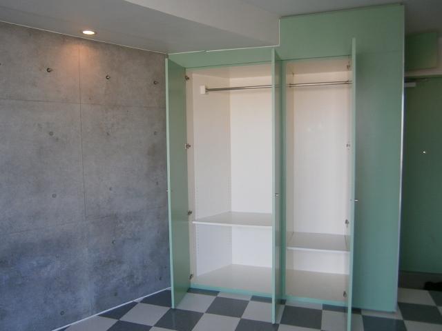 アッパルタメントベラヴィスタ 801号室の玄関