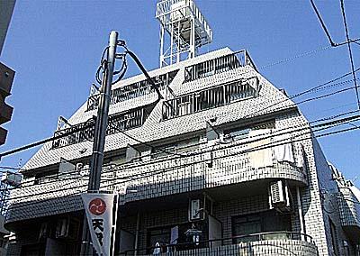 メゾン・ド・南大塚NO1 101号室の外観
