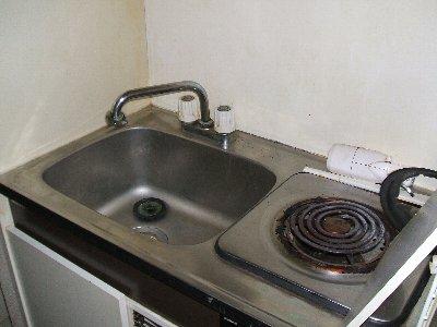 メゾン・ド・南大塚NO1 101号室のキッチン