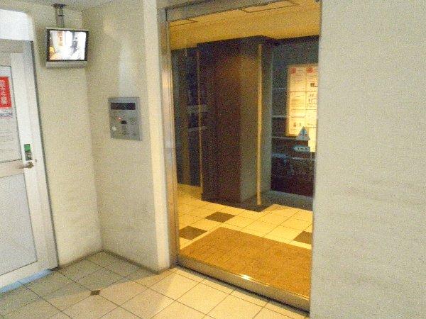 HF国分寺レジデンス 405号室のエントランス
