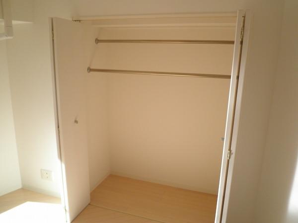 HF国分寺レジデンス 405号室の収納