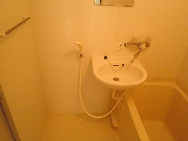 HF国分寺レジデンス 405号室の洗面所