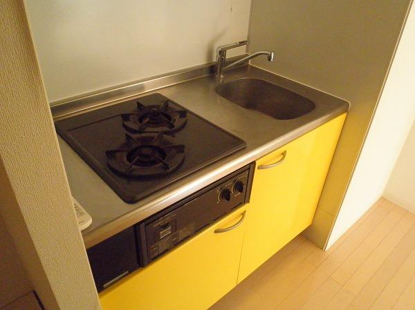 HF国分寺レジデンス 405号室のキッチン