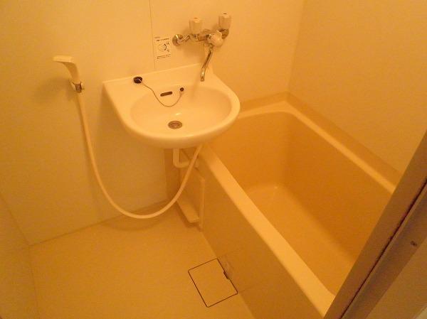 HF国分寺レジデンス 405号室の風呂